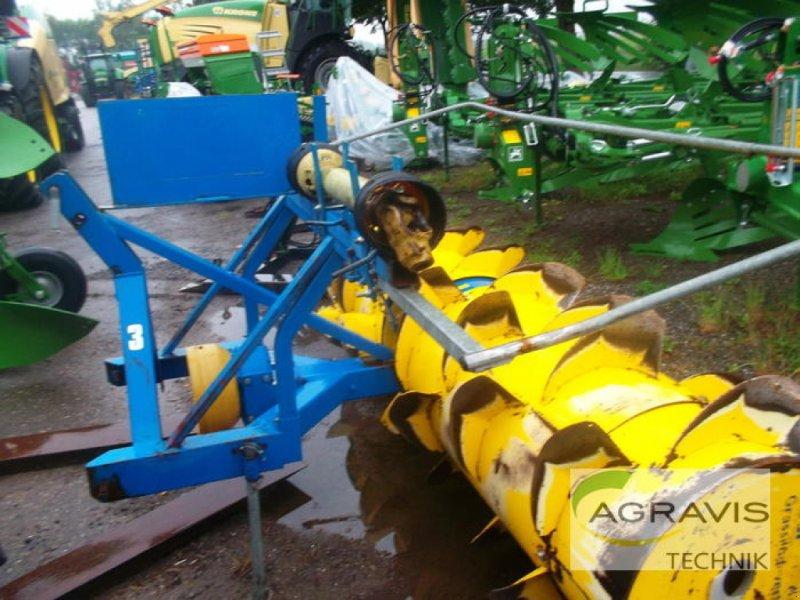 Siloentnahmegerät & Verteilgerät des Typs Reck PLANTAR, Gebrauchtmaschine in Gyhum-Nartum (Bild 5)