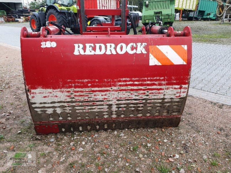 Siloentnahmegerät & Verteilgerät типа Redrock Alligator 180 HA, Gebrauchtmaschine в Rhede / Brual (Фотография 1)