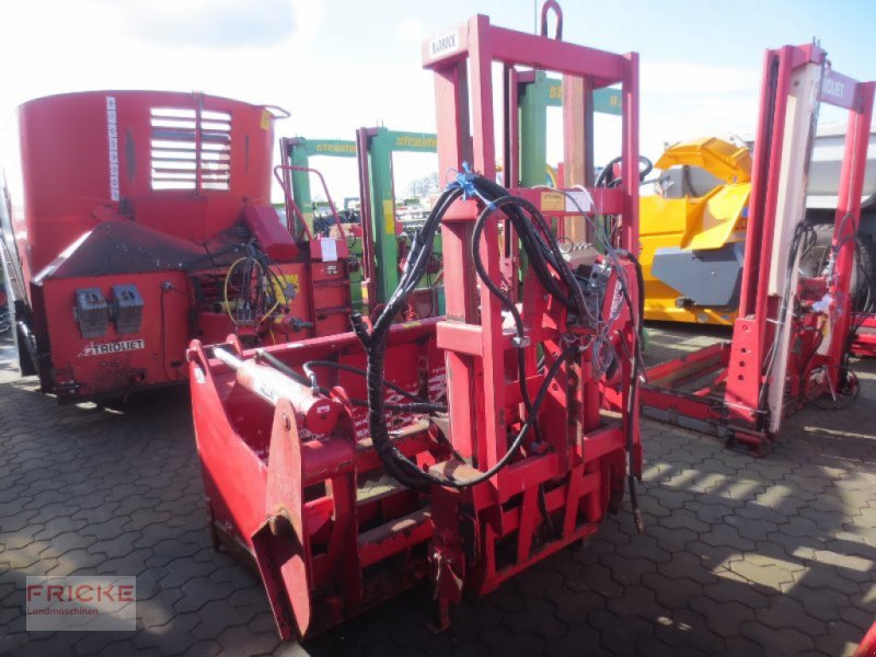 Siloentnahmegerät & Verteilgerät типа Redrock ALLIGATOR, Gebrauchtmaschine в Bockel - Gyhum (Фотография 1)