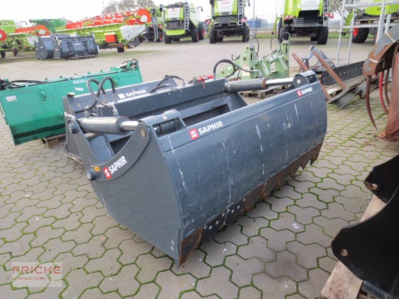 Siloentnahmegerät & Verteilgerät des Typs Saphir Silageschneidschaufel SSE 178, Gebrauchtmaschine in Bockel - Gyhum (Bild 1)