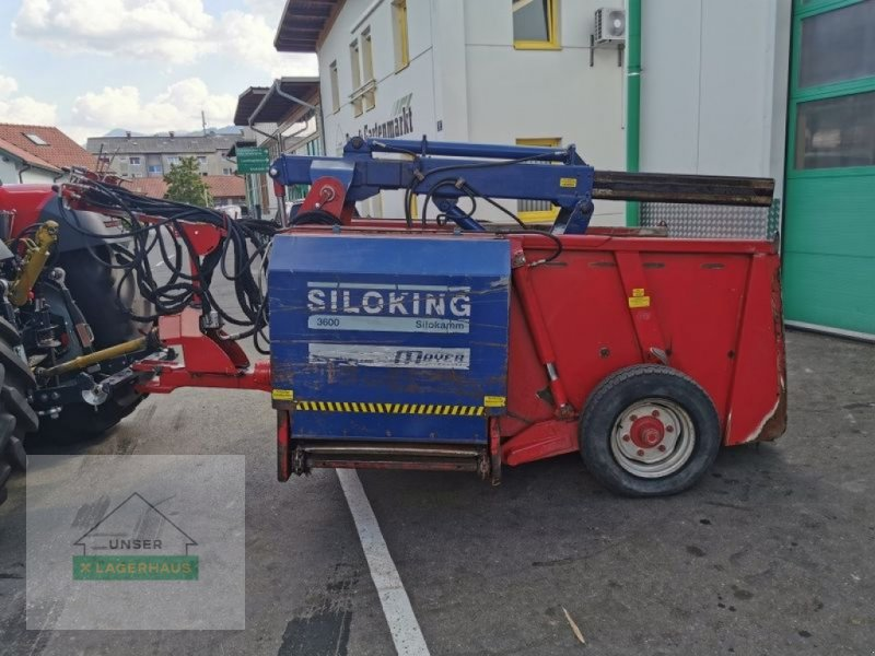 Siloentnahmegerät & Verteilgerät des Typs Siloking DA 3600, Gebrauchtmaschine in St. Michael (Bild 1)
