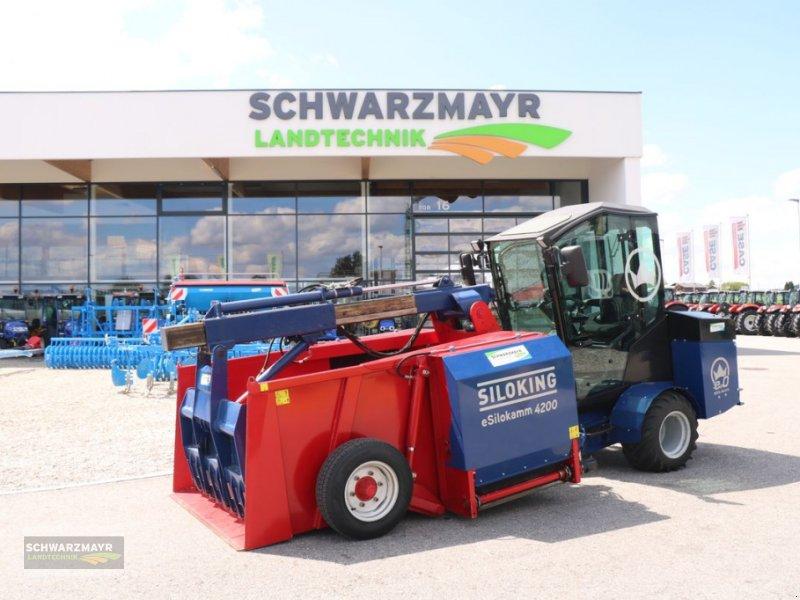 Siloentnahmegerät & Verteilgerät типа Siloking DA 4200 E-Selbstfahrkamm, Vorführmaschine в Gampern (Фотография 1)