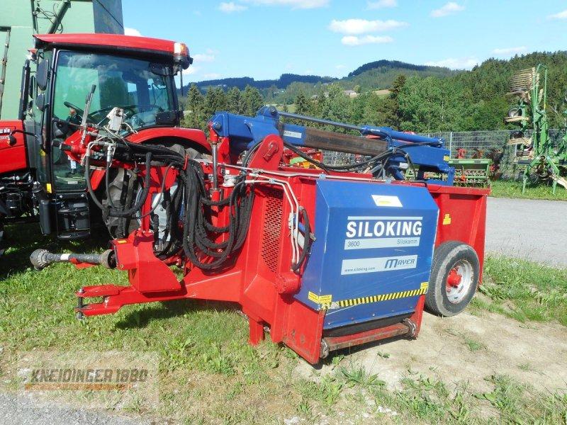 Siloentnahmegerät & Verteilgerät типа Siloking DA3600, Gebrauchtmaschine в Altenfelden (Фотография 1)