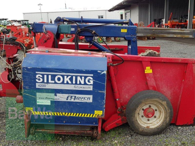 Siloentnahmegerät & Verteilgerät des Typs Siloking Silokamm DA 4200, Gebrauchtmaschine in Bamberg (Bild 1)