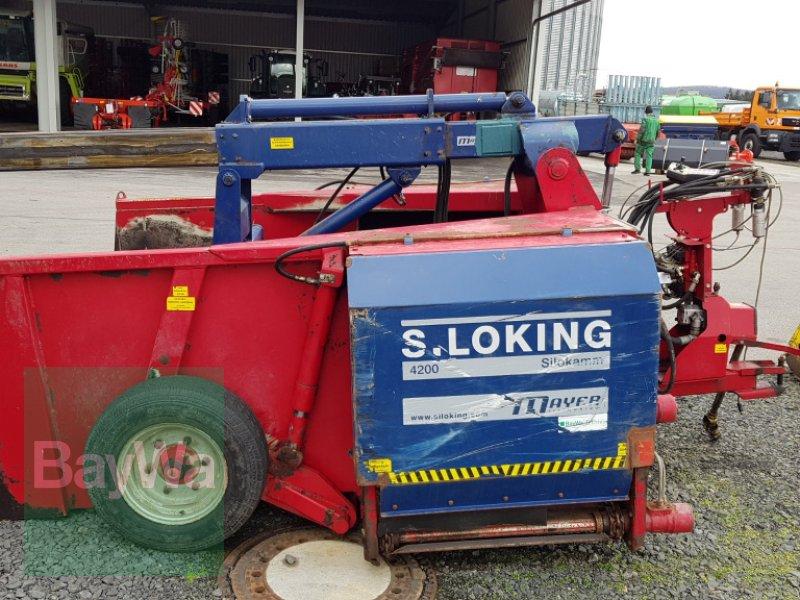Siloentnahmegerät & Verteilgerät des Typs Siloking Silokamm DA 4200, Gebrauchtmaschine in Bamberg (Bild 2)