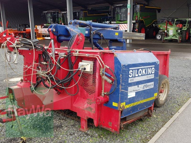 Siloentnahmegerät & Verteilgerät des Typs Siloking Silokamm DA 4200, Gebrauchtmaschine in Bamberg (Bild 4)