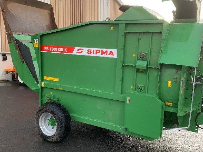Siloentnahmegerät & Verteilgerät типа Sipma pailleuse RB 1500, Gebrauchtmaschine в RETHEL (Фотография 1)