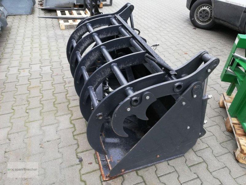 Siloentnahmegerät & Verteilgerät des Typs Sonstige Baas Silagegreifer, Gebrauchtmaschine in Auerbach (Bild 2)
