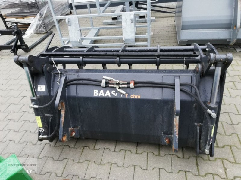 Siloentnahmegerät & Verteilgerät des Typs Sonstige Baas Silagegreifer, Gebrauchtmaschine in Auerbach (Bild 5)