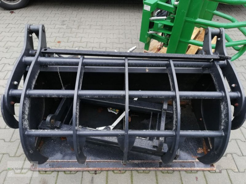 Siloentnahmegerät & Verteilgerät des Typs Sonstige Baas Silagegreifer, Gebrauchtmaschine in Auerbach (Bild 1)