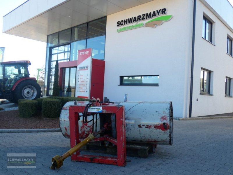Siloentnahmegerät & Verteilgerät des Typs Sonstige Eigenbau 1,7m Breite, hydr. schwenkbar, Gebrauchtmaschine in Aurolzmünster (Bild 1)