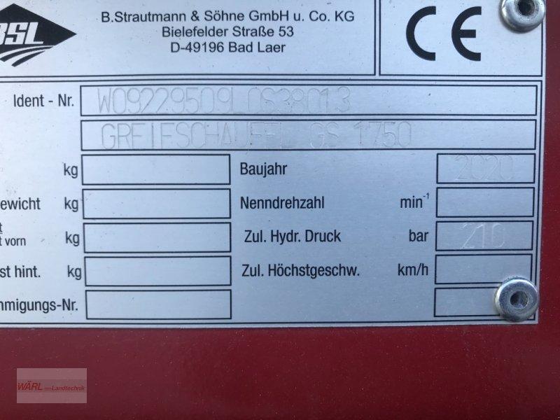 Siloentnahmegerät & Verteilgerät des Typs Strautmann GS 1750, Neumaschine in Mitterscheyern (Bild 4)