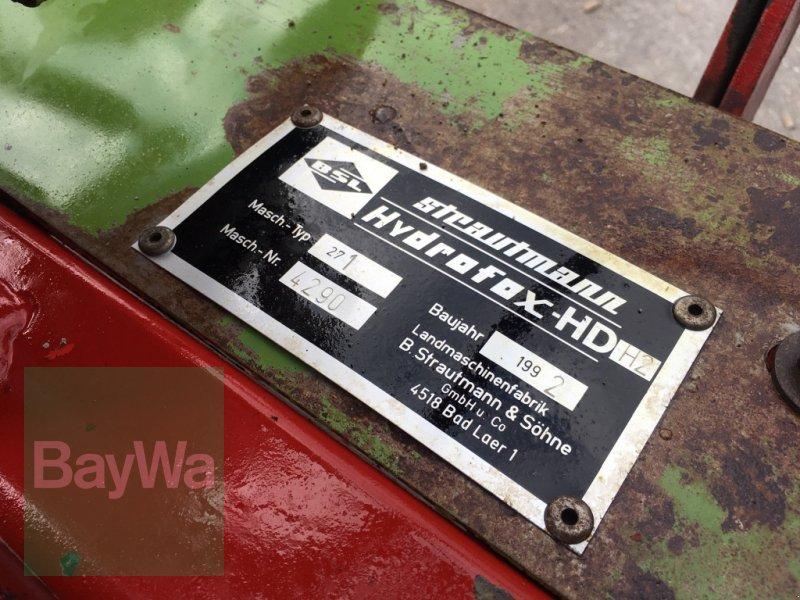 Siloentnahmegerät & Verteilgerät des Typs Strautmann Hydrofox HD 2, Gebrauchtmaschine in Dinkelsbühl (Bild 8)
