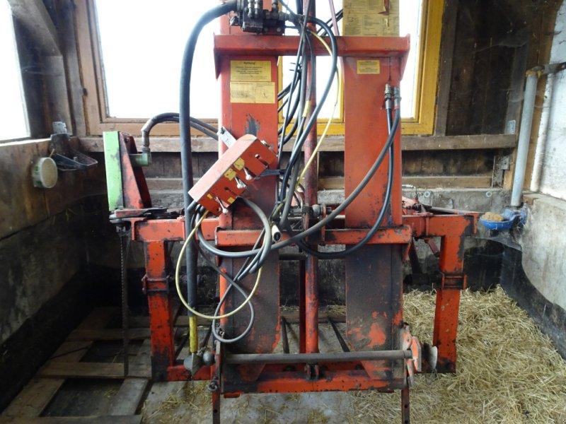 Siloentnahmegerät & Verteilgerät des Typs Strautmann Hydrofox HD 271, Gebrauchtmaschine in Nittenau (Bild 1)