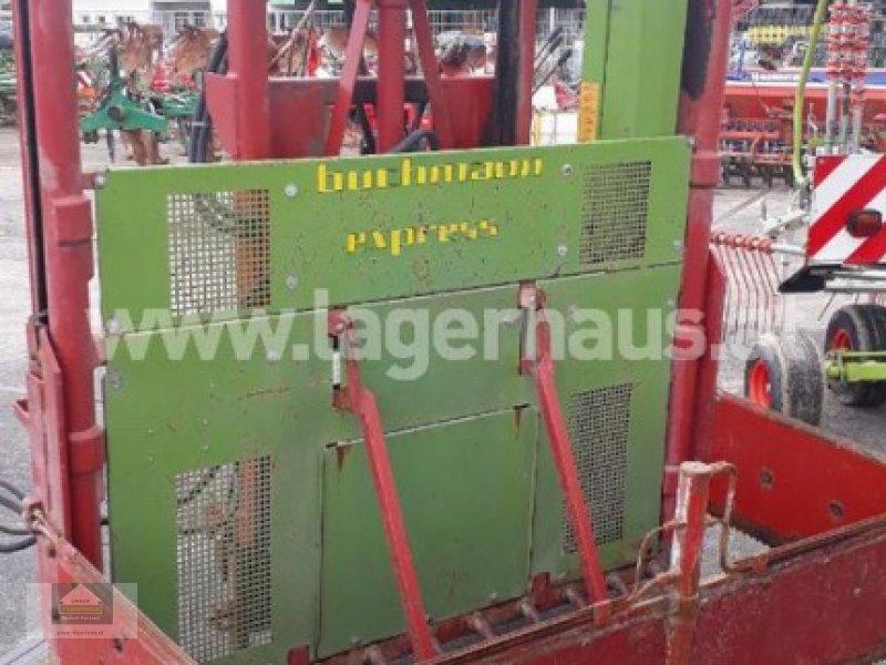 Siloentnahmegerät & Verteilgerät des Typs Strautmann HYDROFOX-HT 281, Gebrauchtmaschine in Klagenfurt (Bild 1)