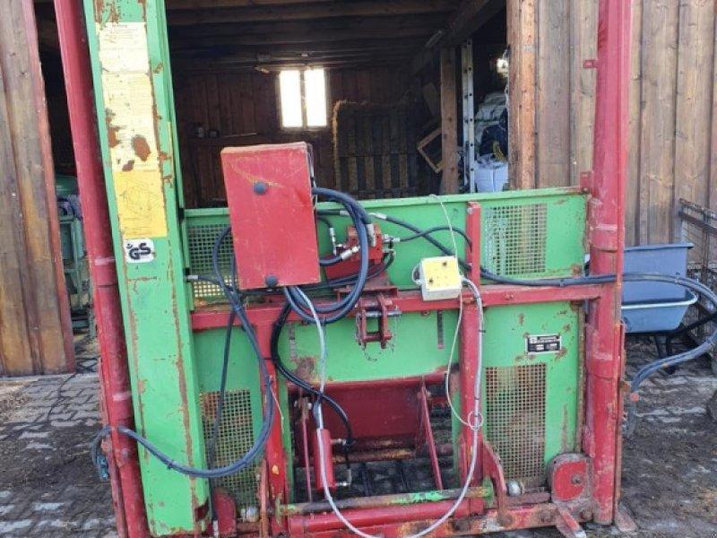 Siloentnahmegerät & Verteilgerät des Typs Strautmann Hydrofox HT 3, Gebrauchtmaschine in Günzach (Bild 2)
