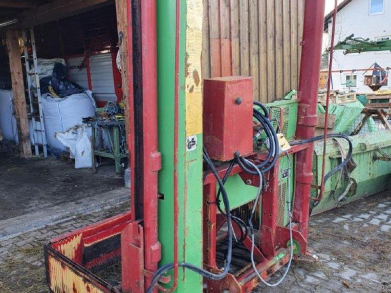 Siloentnahmegerät & Verteilgerät des Typs Strautmann Hydrofox HT 3, Gebrauchtmaschine in Günzach (Bild 4)
