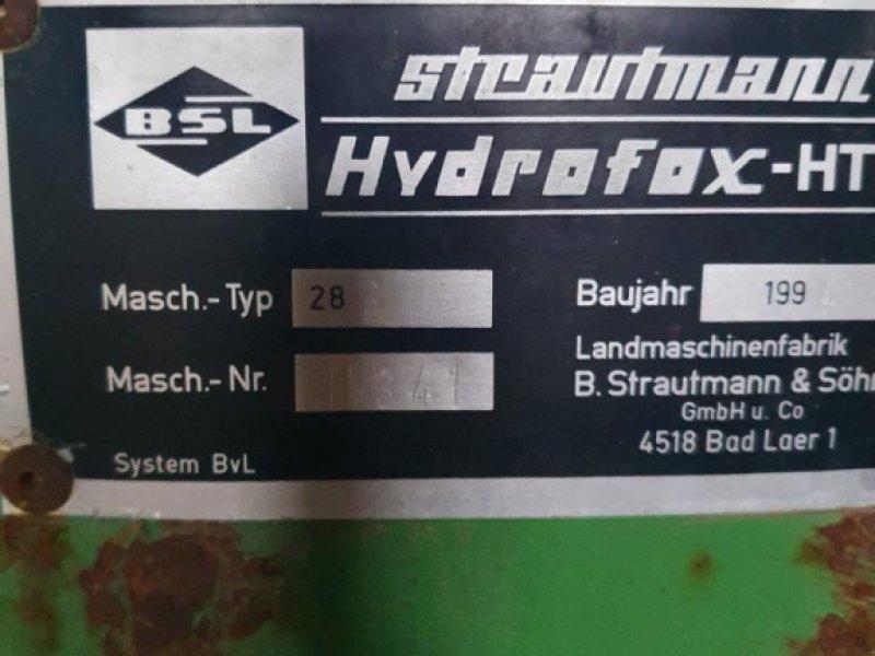 Siloentnahmegerät & Verteilgerät des Typs Strautmann Hydrofox HT 3, Gebrauchtmaschine in Günzach (Bild 7)
