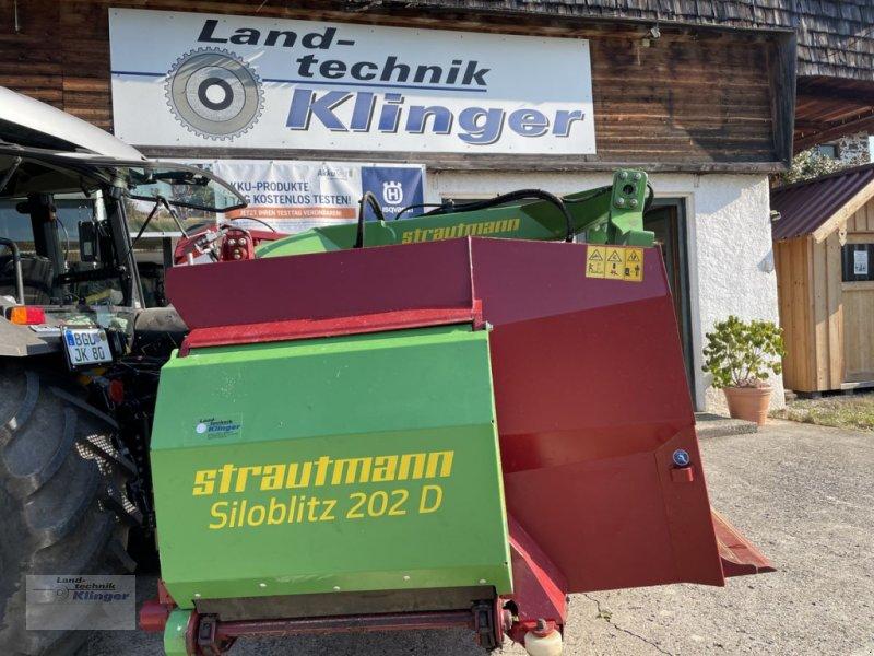 Siloentnahmegerät & Verteilgerät a típus Strautmann Strautmann Siloblitz 202 D, Gebrauchtmaschine ekkor: Teisendorf (Kép 1)