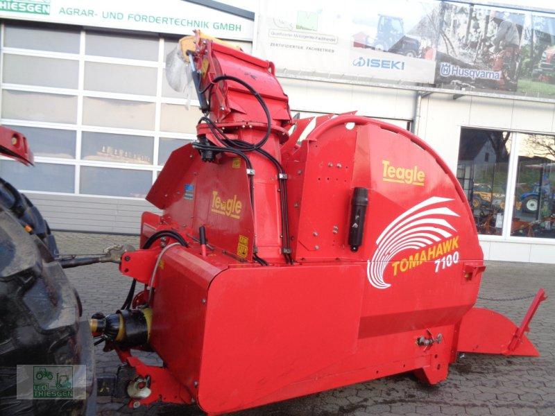 Siloentnahmegerät & Verteilgerät типа Teagle Tomahawk 7100, Gebrauchtmaschine в Steiningen b. Daun (Фотография 1)