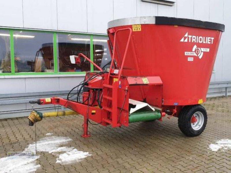 Siloentnahmegerät & Verteilgerät des Typs Trioliet SOLOMIX 1 1-700 VLH, Gebrauchtmaschine in Berne-Neuenkoop (Bild 1)