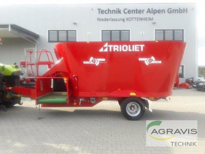 Siloentnahmegerät & Verteilgerät des Typs Trioliet SOLOMIX 2 1500 VLH-B, Gebrauchtmaschine in Alpen (Bild 1)