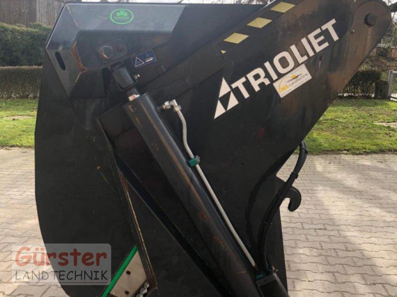 Siloentnahmegerät & Verteilgerät des Typs Trioliet Triomaster S 200, Gebrauchtmaschine in Mitterfels (Bild 1)