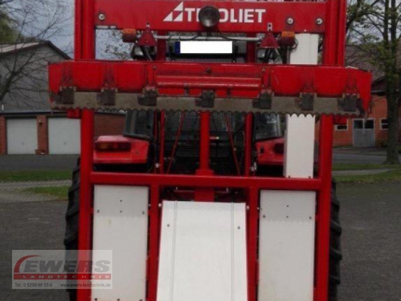 Siloentnahmegerät & Verteilgerät des Typs Trioliet TU 145 Turbobuster, Gebrauchtmaschine in Salzkotten (Bild 1)