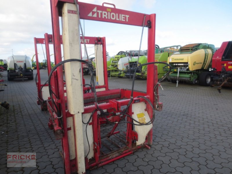Siloentnahmegerät & Verteilgerät типа Trioliet TU 170, Gebrauchtmaschine в Bockel - Gyhum (Фотография 1)