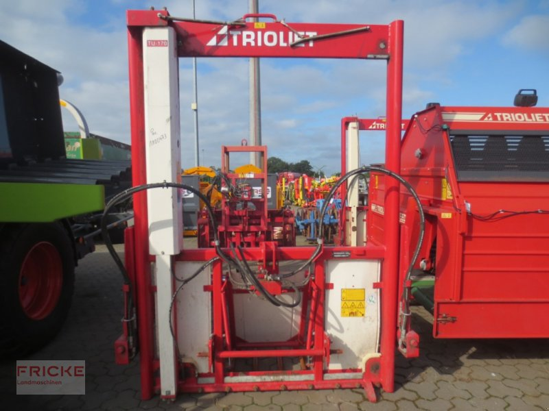Siloentnahmegerät & Verteilgerät des Typs Trioliet TU 170, Gebrauchtmaschine in Bockel - Gyhum (Bild 1)
