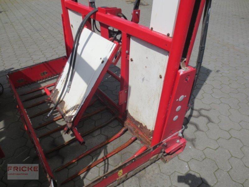 Siloentnahmegerät & Verteilgerät des Typs Trioliet TU 195, Gebrauchtmaschine in Bockel - Gyhum (Bild 4)