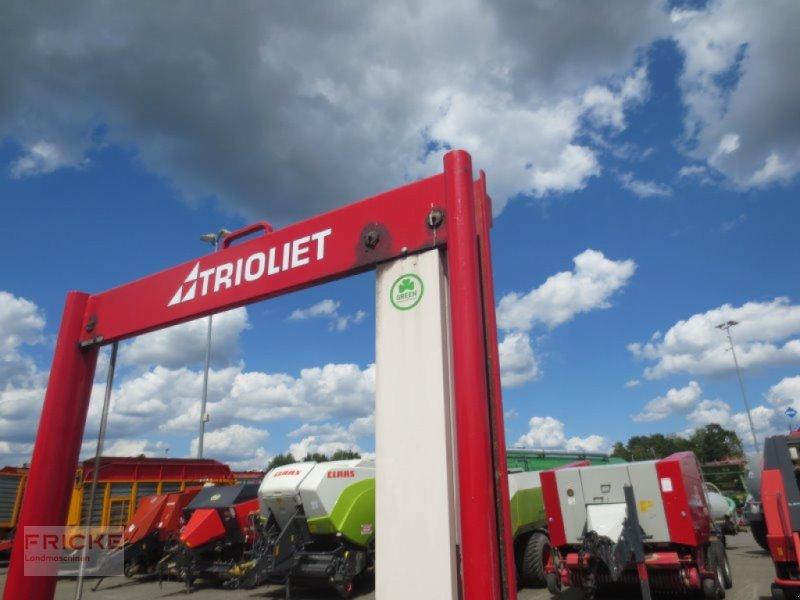 Siloentnahmegerät & Verteilgerät des Typs Trioliet TU 195, Gebrauchtmaschine in Bockel - Gyhum (Bild 3)