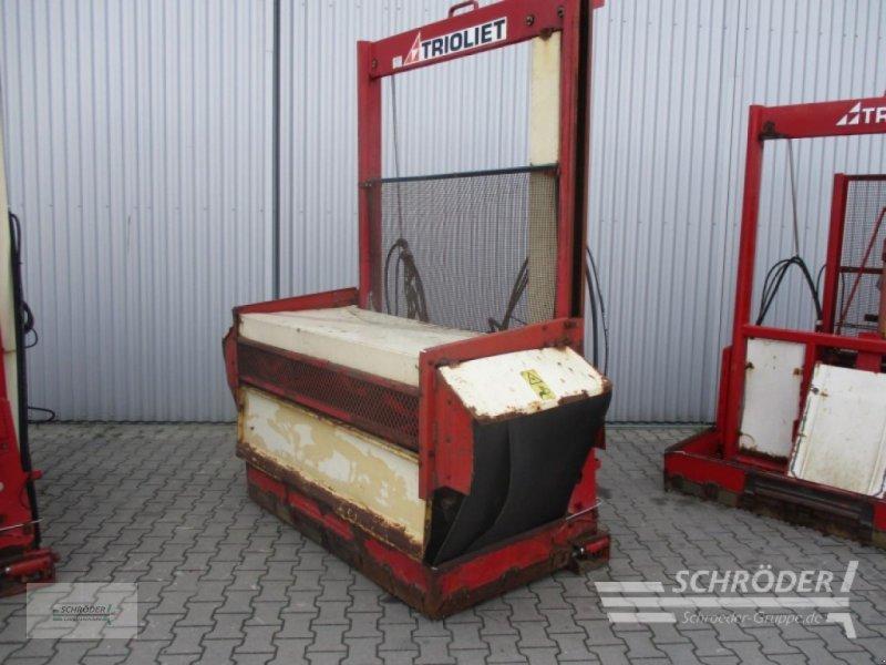 Siloentnahmegerät & Verteilgerät des Typs Trioliet TU 195, Gebrauchtmaschine in Wildeshausen (Bild 1)