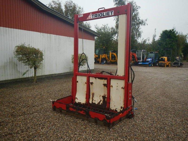 Siloentnahmegerät & Verteilgerät des Typs Trioliet Tu195, Gebrauchtmaschine in Aabenraa (Bild 1)