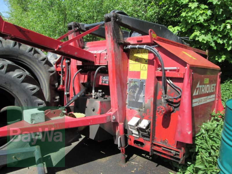 Siloentnahmegerät & Verteilgerät des Typs Trioliet UKW 3500, Gebrauchtmaschine in Furth im Wald (Bild 1)