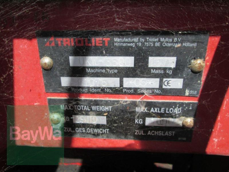 Siloentnahmegerät & Verteilgerät des Typs Trioliet UKW 3500, Gebrauchtmaschine in Furth im Wald (Bild 3)