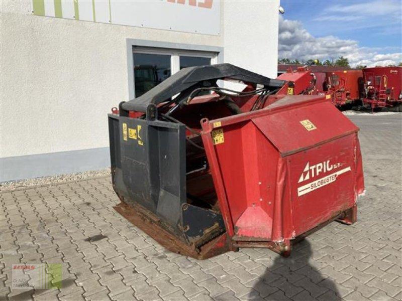 Siloentnahmegerät & Verteilgerät des Typs Trioliet VERTEILGERÄT SILOBUSTER, Gebrauchtmaschine in Aurach (Bild 4)
