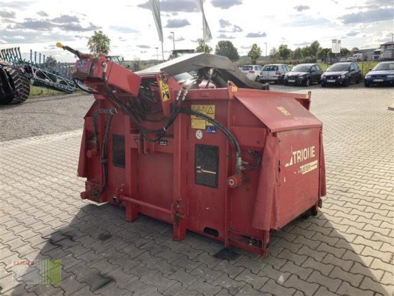 Siloentnahmegerät & Verteilgerät des Typs Trioliet VERTEILGERÄT SILOBUSTER, Gebrauchtmaschine in Aurach (Bild 6)