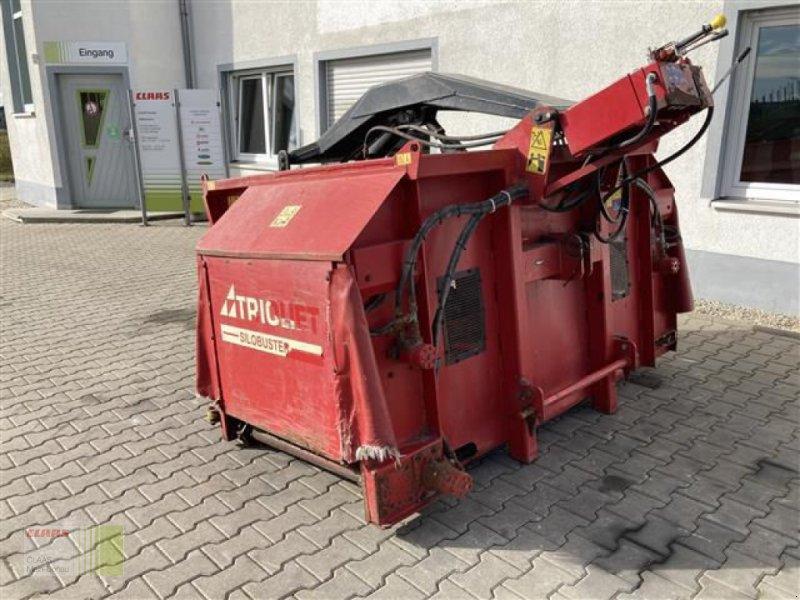 Siloentnahmegerät & Verteilgerät des Typs Trioliet VERTEILGERÄT SILOBUSTER, Gebrauchtmaschine in Aurach (Bild 5)