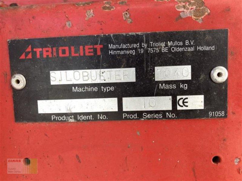 Siloentnahmegerät & Verteilgerät des Typs Trioliet VERTEILGERÄT SILOBUSTER, Gebrauchtmaschine in Aurach (Bild 13)