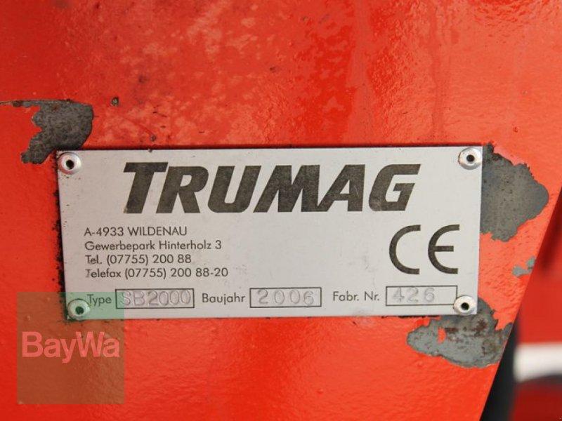 Siloentnahmegerät & Verteilgerät des Typs Trumag Silobull 2000 RB Balecutter, Gebrauchtmaschine in Straubing (Bild 7)