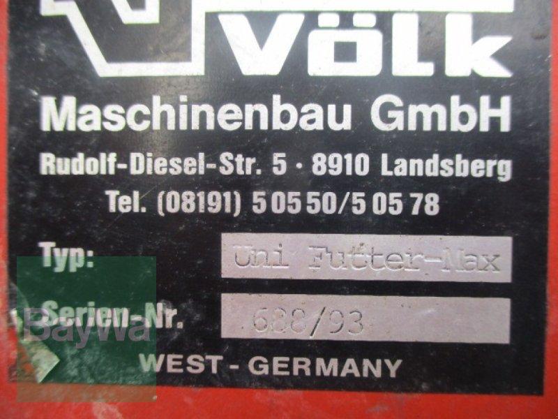 Siloentnahmegerät & Verteilgerät des Typs Volk Uni-Futter Max, Gebrauchtmaschine in Schönau b.Tuntenhausen (Bild 3)