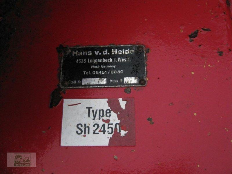 Siloentnahmegerät & Verteilgerät типа Von Der Heide SH245, Gebrauchtmaschine в Steiningen b. Daun (Фотография 5)
