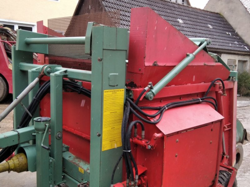 Silofräse типа Marchner Anhängemaschine 3m³, Gebrauchtmaschine в Schnelldorf (Фотография 1)