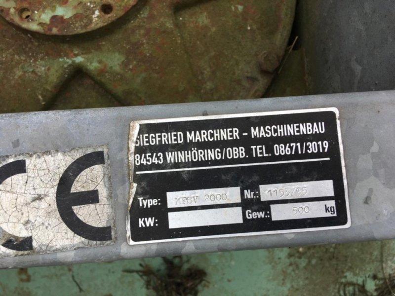 Silofräse a típus Marchner MFSV2000, Gebrauchtmaschine ekkor: Gießen (Kép 9)