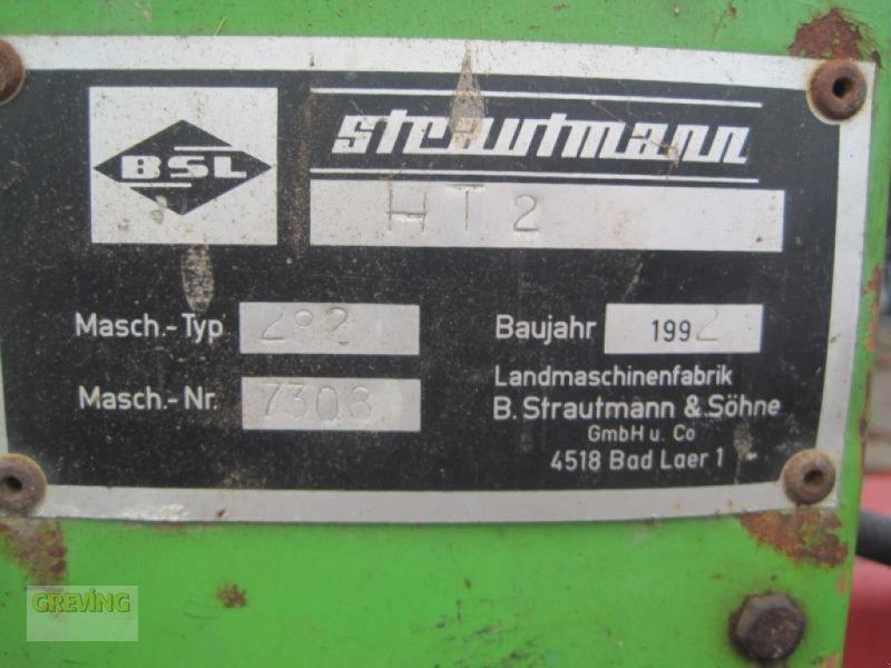 Silofräse a típus Strautmann Hydrofox HT 2, Gebrauchtmaschine ekkor: Ahaus (Kép 13)