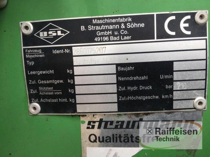Silofräse a típus Strautmann Siloschneider  Hydrofox HX 2, Gebrauchtmaschine ekkor: Wanderup (Kép 2)