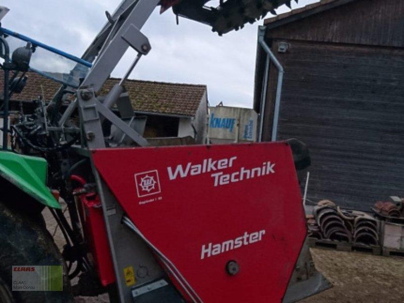 Silofräse типа Walker Hamster HFM 200, Gebrauchtmaschine в Schlüsselfeld-Elsendorf (Фотография 1)