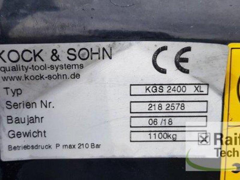 Silokamm des Typs Kock & Sohn Greifschaufel XL, Vorführmaschine in Wanderup (Bild 2)