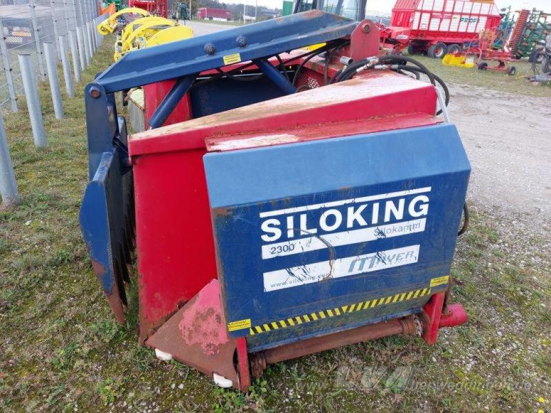 Silokamm a típus Siloking EA2300, Gebrauchtmaschine ekkor: Schopsdorf (Kép 1)